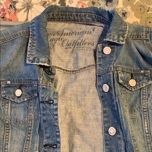 American Eagle Jean/Denim Jacket